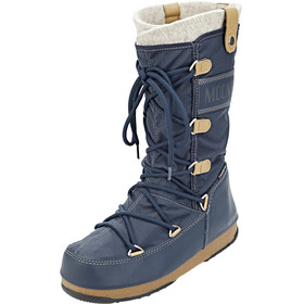 Moon Boot W.E. Monaco Felt WP Boots Women, denim blue